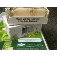 Asli Sabun Beras Thailand / K-Brothers Rice Milk Soap BPOM