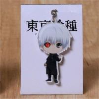 Gantungan Kunci Anime Tokyo Ghoul Karakter Ken Kaneki C