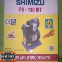 (Murah) Shimizu - Pompa Air PS-130 BIT ( Automatic )