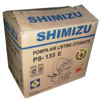 (Dijamin) Shimizu - Pompa Air PS-135 E ( Automatic )