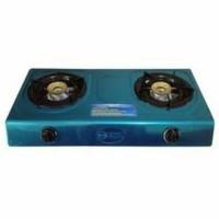 (Sale) GMC - Kompor Gas 2 tungku stainless BM-012