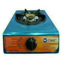 (Diskon) GMC - Kompor Gas BM-020 ( 1 Tungku ) Stainless