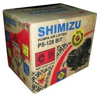 (Dijamin) Shimizu - Pompa Air PS-128 BIT ( Non Automatic )