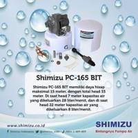 (Dijamin) SHIMIZU - Pompa Air Jet Pump PC-165 BIT