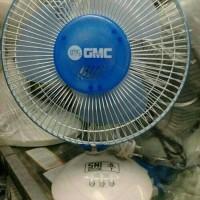 GMC - KIPAS ANGIN MEJA/KIPAS ANGIN DUDUK/DESK FAN 702 (9IN) SNI