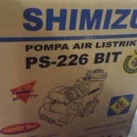 (Diskon) Shimizu - Pompa Air PS-226 BIT ( Non Automatic )
