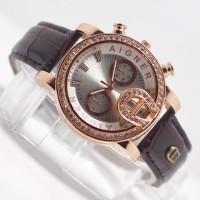 Jam tangan Wanita Aigner Casio Bonia Swiss army Rolex TERLARIS JAMWA