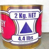 Creamer Butter Blue Triangle/ butter segitiga 2kg