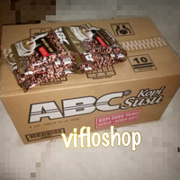 Kopi ABC Susu Kemasan Sachet 31 gram (1 Renceng)