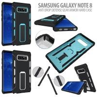 Samsung Galaxy Note 8 - Anti Drop Defense Gear Armor Hard Case