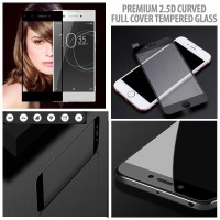 Xiaomi Mi A1 - Premium 2.5D Curved Full Cover Tempered Glass
