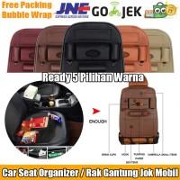 Organizer Leather Car / Tas Jog Kulit untuk Mobil PREMIUM
