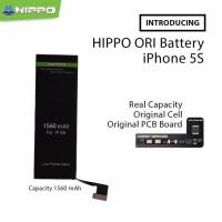 Hippo baterai iphone 5S 5C 1560 MAH Original Premium Cell Quality