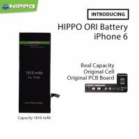 Hippo baterai iphone 6 1810 MAH Original Premium Cell Quality