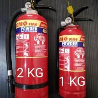 APAR Powder AGNIS 1 Kg Alat Pemadam Api Tabung Pemadam Original