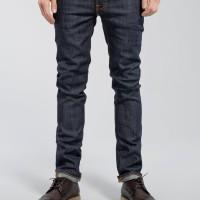 Nudie Jeans Thin Finn Dry Ecru Embo