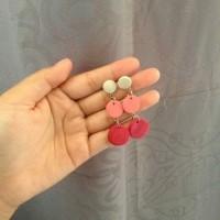 Nassy earring / polymer clay earring