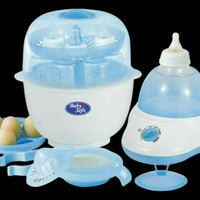 babysafe multi funcsion bottle sterilizer