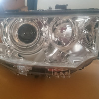 Head Lamp pajero HID