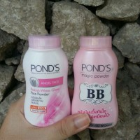 Pond's Ponds Magic BB Powder Pinkish white glow & natural 50 g