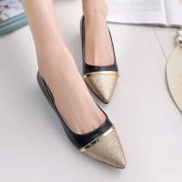 Flat Shoes Gliter RF01