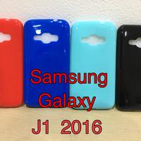 Jelly Glossy Soft Case Samsung Galaxy J1 2016