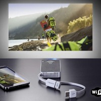 Philips PicoPix Pocket Projector PPX4350W [Wireless Min Limited