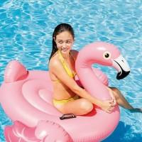 Intex Giant Float Flamingo. Ban Pelampung Renang Dewasa