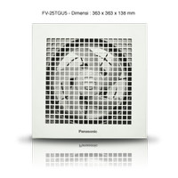 Panasonic FV-25TGU3 Exhaust Fan Ceiling 10 - Kipas Angin Plafon