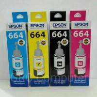 TINTA PRINTER EPSON 664 L100/L110/L210/L220/L350/L355/L360/L365/L380