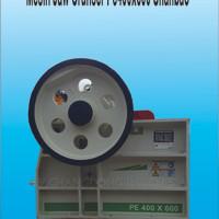 Mesin Jaw Crusher Shanbao PE400x600
