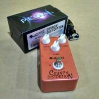 Efek Gitar Joyo Crunch Distortion JF-03