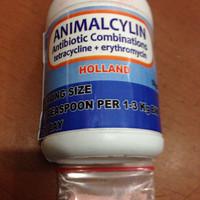 obat anti bio tik kucing anjing hewan flu cat demam dll animalcylin