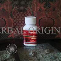 SALE!!! Ganoderma Plus Capsule Green World Dijamin 100% Herbal Origina