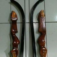 Busur Panah Recurve (standart club archery) riser 50 cm