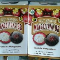 Mangostana 88 Ekstrak Kulit Manggis   Ace Max Maxs Max's Obat Kanker