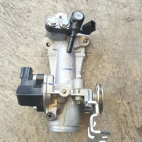 Throttle body + injector all New beat esp 2017 ( karburator injeksi )