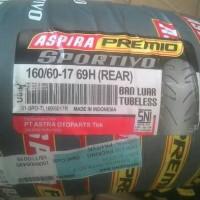 BAN ASPIRA PREMIO 160/60-17 SPORTIVO TUBLES