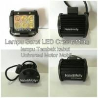 LAMPU LED CREE MOTOR/MOBIL
