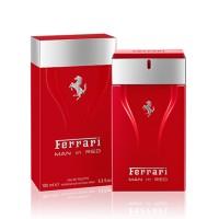 Parfum Original Ferrari Man in Red for Men EDT 100ml