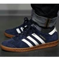 Adidas Hamburg Premium Original ( Sepatu adidas cowok sepatu cowok )8