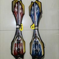 Snakeboard / Waveboard / Ripstick /Skateboard Roket /Swayboard Kansa