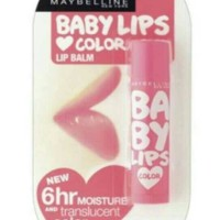 Maybelline Baby Lips color Lip Balm SPF 20 ORIGINAL !!