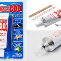 ID 10702 Shoe repair adhesive : Shoe Goo Sports Goo /Lem sepatu/kulit