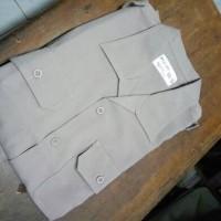 baju PDH asli jatah | seragam pdh asli pembagian | pakaian pdh