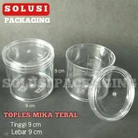 TOPLES/TOPLES MIKA/TOPLES PLASTIK/TOPLES KUE/TOPLES KACA