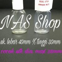 Plastik segel/ plastik shrink/ Segel botol