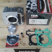 Blok Bore Up Kit Vega ZR/ New Jup Z 53.4MM - TDR Racing