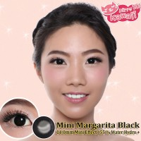 ORIGINAL Softlens Kitty Kawaii Mini Margarita BLACK soflens softlense