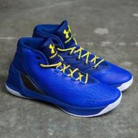 PROMO Sepatu Basket Under Armour UA Stephen Curry 3 DubNation Heritage